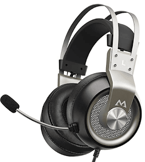 Auriculares gaming Mpow EG3