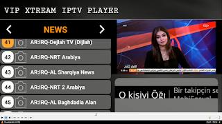 XTREAM IPTV PLAYER - ile Tüm Dünya Ülkeleri TV Kanalları Evinize izleyin