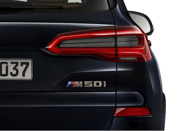 BMW X5 M50i chega ao Brasil com preço de R$ 628.950