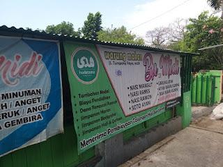 Warung Makan Bu Midi di Kota Semarang