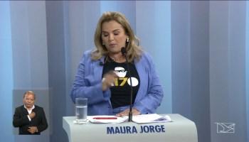 Maura Jorge emite nota de pesar pela morte de Luiz Osmani