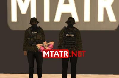 MTA SA Sicario CJNG 3