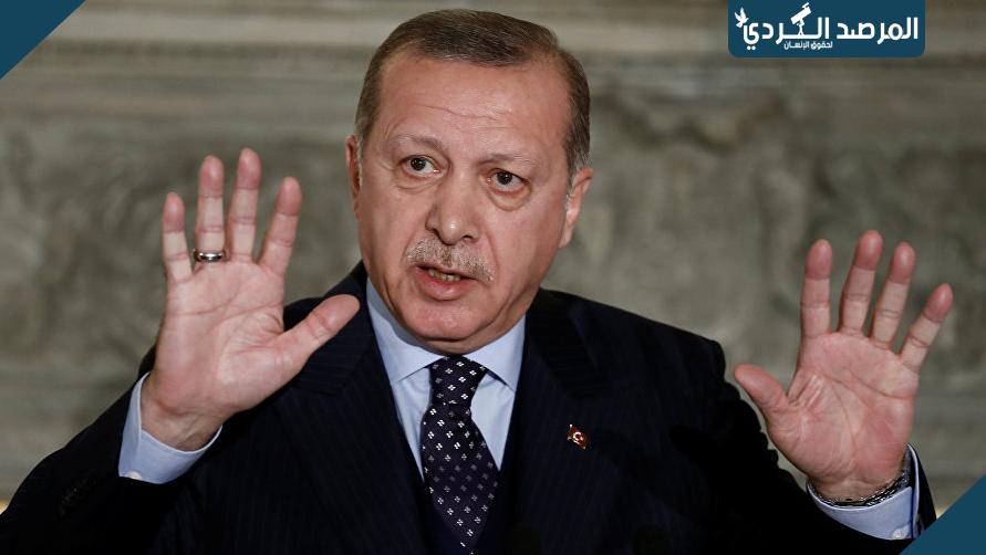 """اردوغان يحذر  من تكرار تجربة """"السترات الصفر"""" في تركيا"""