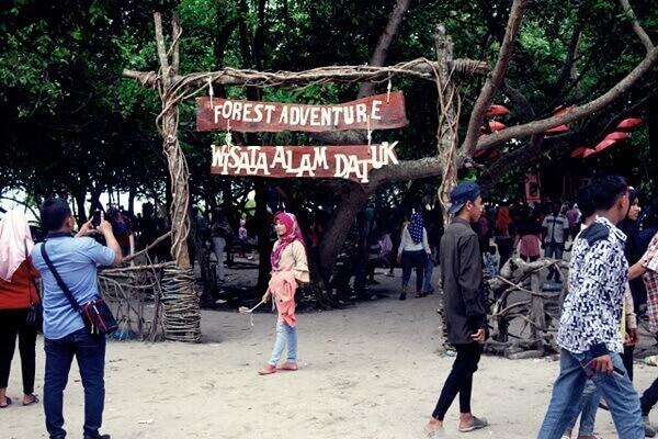 objek wisata alam datuk