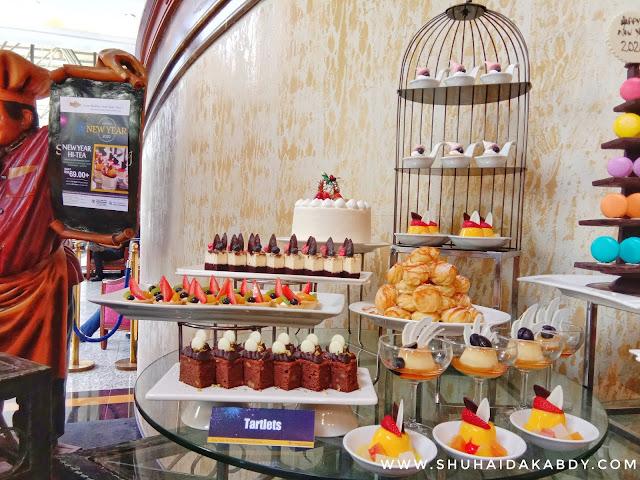 Promosi Hi Tea Tahun Baru di Hotel Grand Bluewave Shah Alam