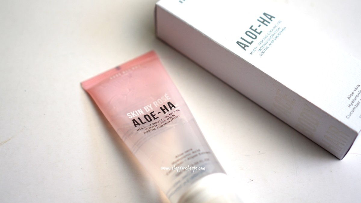 Review Skin by Rose Rosé All Day Aloe-Ha