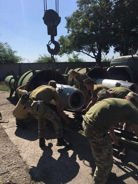Ukraina tái triển khai tên lửa S-125