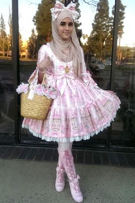 7 Cewek Hijab Pakai Dress Lolitaes online subtitrat Cewek Hijab Pakai Dress Lolitaup24/7