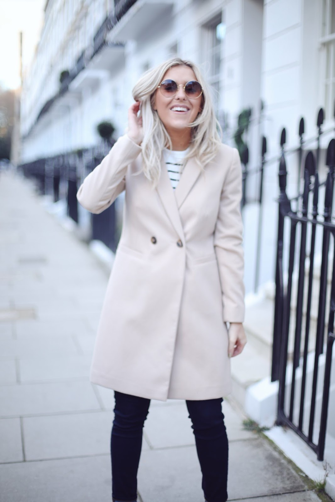 Debenhams blush jacket