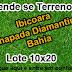 Ibicoara - Chapada Diamantina - Bahia - Compre seu terreno aqui
