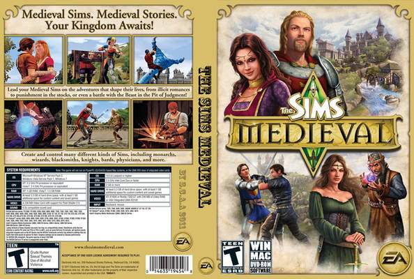 The Sims Medieval Pc Game Free Download Full Version