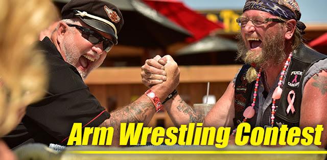Arm Wrestling Contest