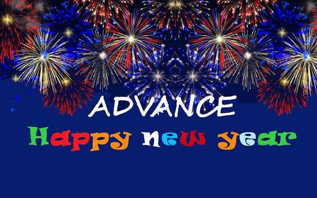 Marathi Advance Happy New Year Wishing Text with Images 2020 Wish you new year in Marathi