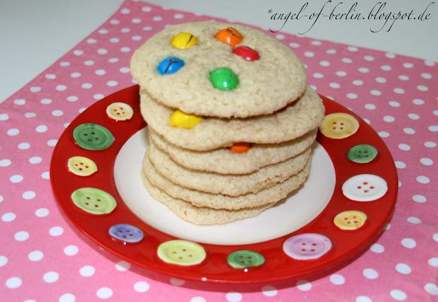 M&M's Cookies