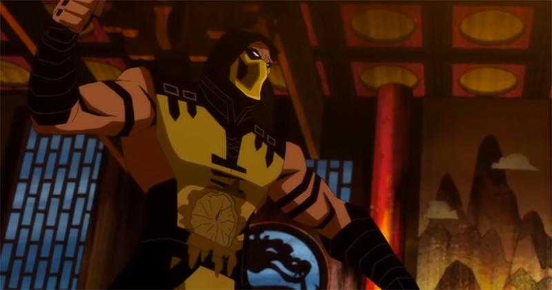 Mortal Kombat Legends 2020 - Trailer