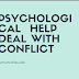 Psychological Help Deal With Conflict