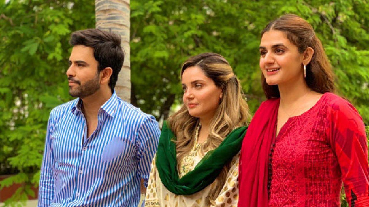 Mohabbatain Chahatain drama cast