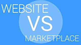 Website vs Marketplace: Pilihan atau Sinergi?