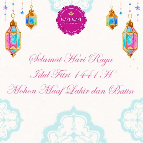 Selamat Hari Raya IdulFitri 1441 H