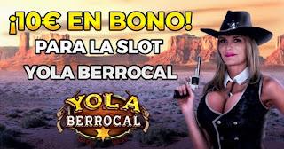 paston 10 euros gratis Slot Mola Cantidad Wild West hasta 7 marzo 2021