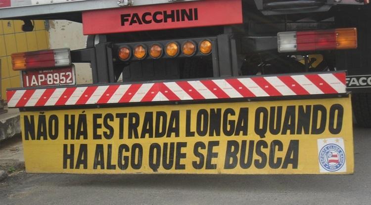Tag Frases De Parachoque De Caminhão Com Duplo Sentido