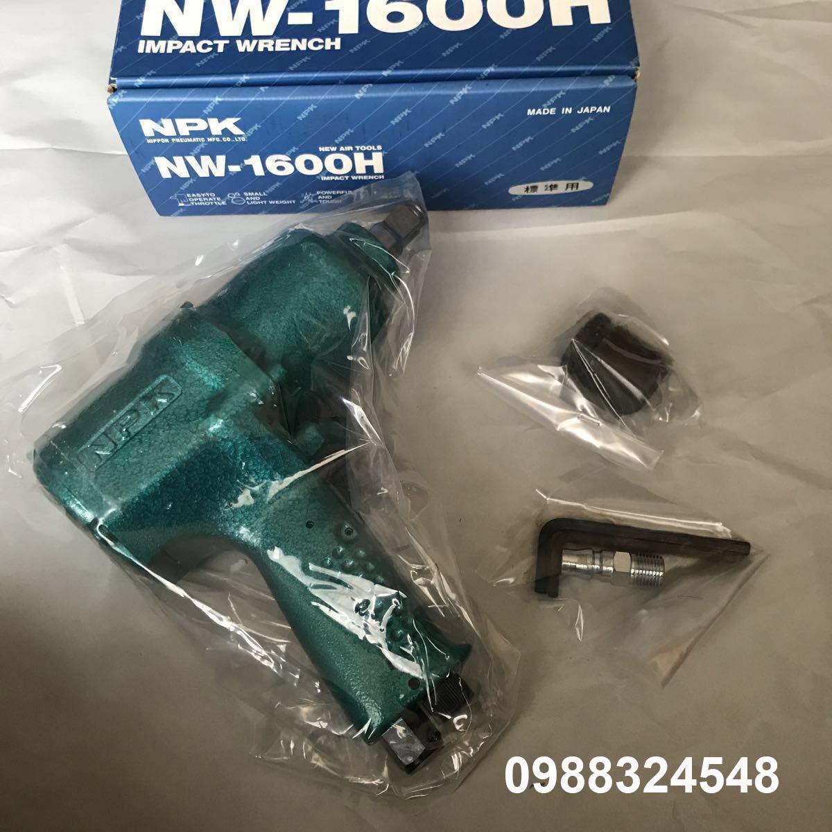 Súng vặn bulong NPK NW-1600H