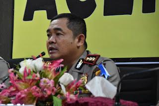 Terjadi Lakalantas 50 Kali Selama Bulan Mei, Ini Imbauan Kapolres Aceh Timur