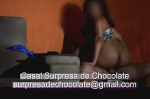 Casal Surpresa de Chocolate