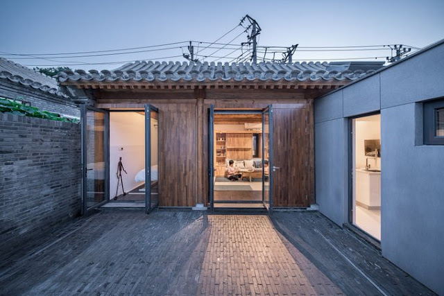 Baitasi House of the Future by dot Architects