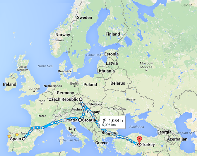 Easiest European Country For An American To Buy Property