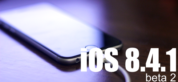 Download iOS 8.4.1 Beta 2 Firmware IPSW for iPhone, iPad, iPod - Direct Links