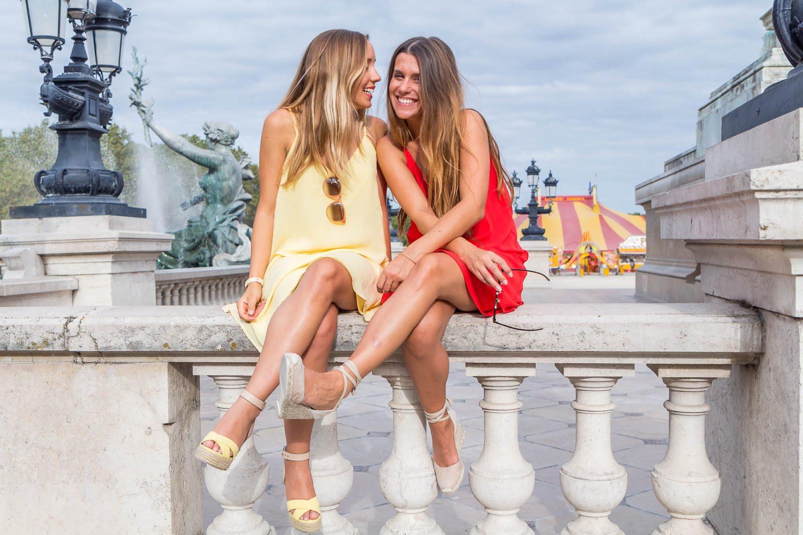 Blog mode look duo
