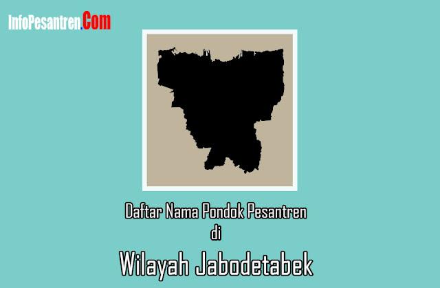 Pesantren di Jabodetabek