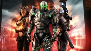 Download Hellgate, fight against demons to save the world