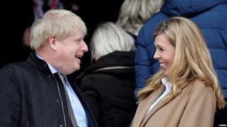 Diam-Diam PM Inggris Nikahi Tunangannya