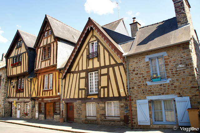 Rue de Tanneurs case medievali