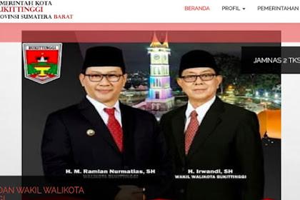 Formasi CPNS Bukittinggi 2019
