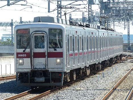 東武伊勢崎線 区間急行 大田行き2 10000系R