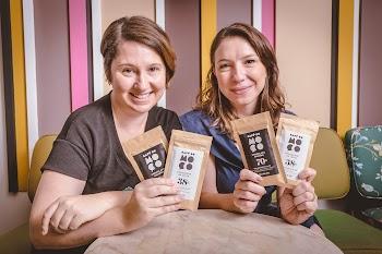 Cuore di Cacao e o Café do Moço linha de chocolates com café