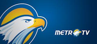 Loker Terbaru Hari Ini di METRO TV Jakarta Untuk Lulusan D3-S1
