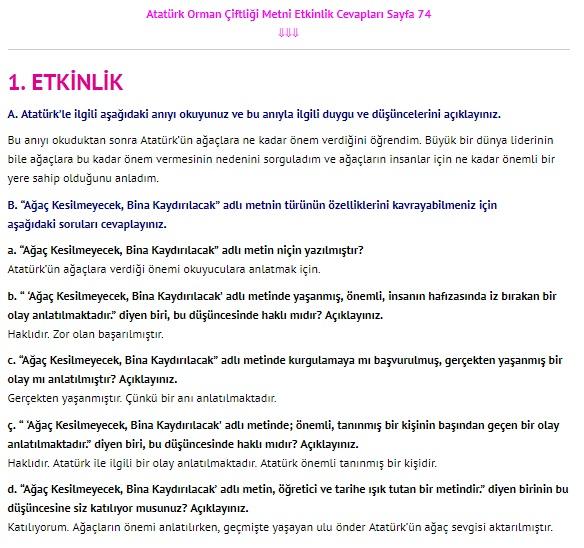 Atatürk Orman Çiftliği sayfa 74