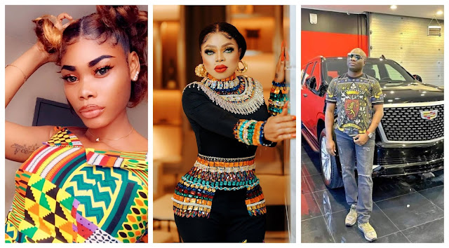 Bobrisky reacts after his former PA Oye Kyme called him out on social media