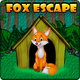 Fox Escape From Forest