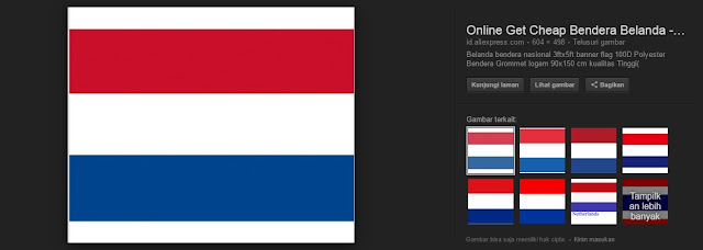 Selain Indonesia dan Monaco, Bendera-Bendera Berikut Ini juga Mirip sekali