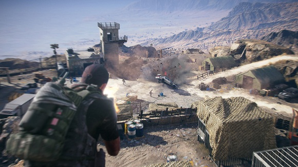 Tom Clancys Ghost Recon Wildlands PC Free Download Screenshot 2
