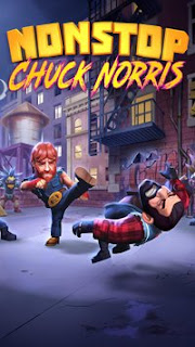 Nonstop Chuck Norris Mod Apk v1.3.6 Unlimited Money Terbaru