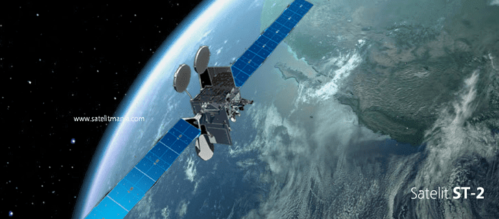 Daftar siaran televisi di satelit st-2