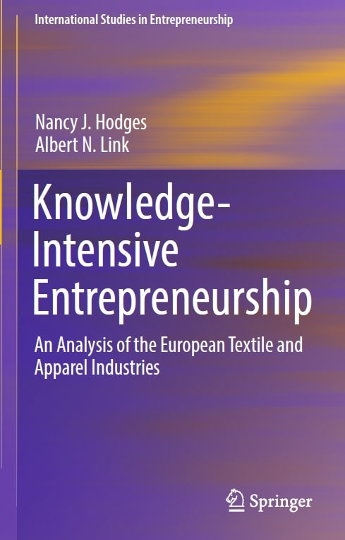 Knowledge-Intensive Entrepreneurship: An Analysis of the European Textile and Apparel Industries
