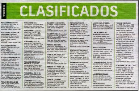anuncios clasificados mujeres