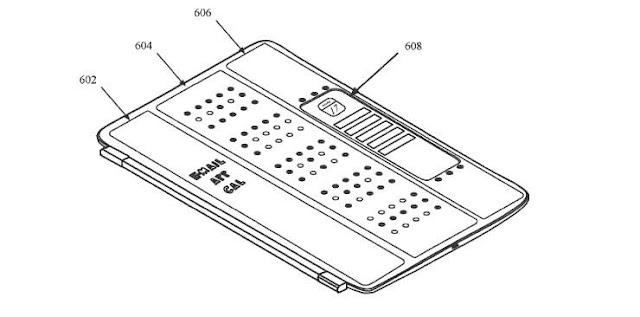 iPad Smart Cover Design